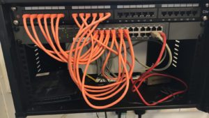 New network cables